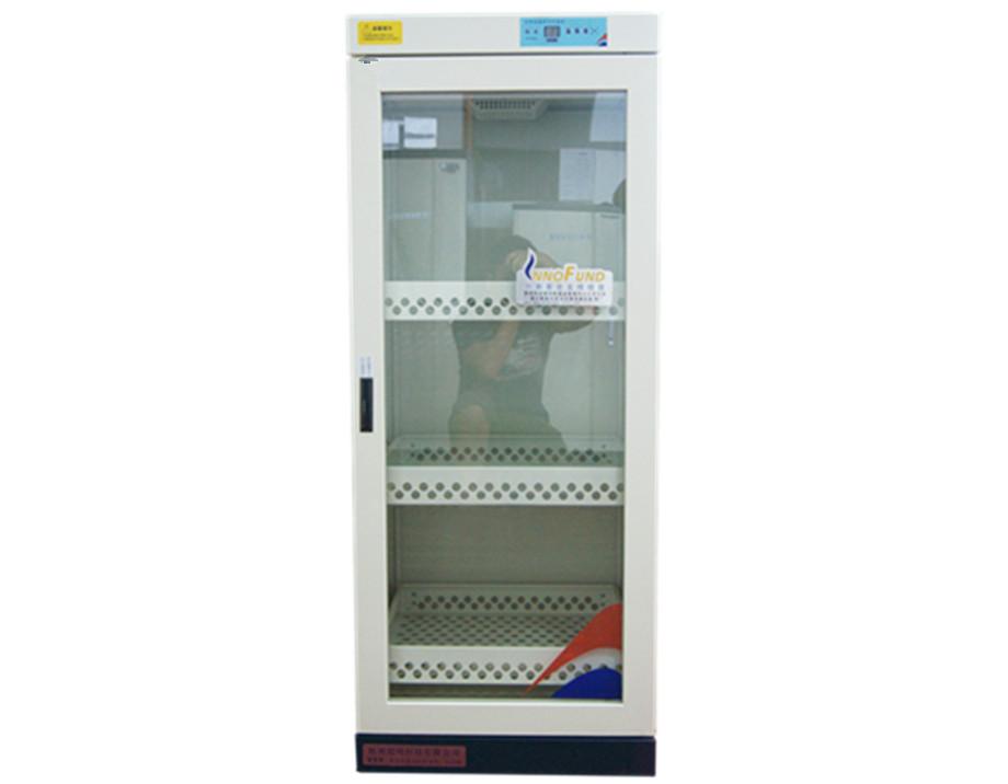 HJXDG-300B图书档案文件消毒柜钢化玻璃款